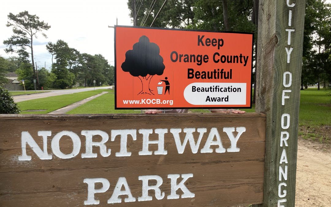 Keep Orange County Beautiful recognizes Northway Park