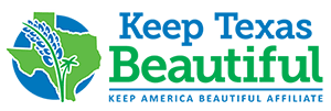 KOCB named Keep Texas Beautiful Affiliate of the Month!